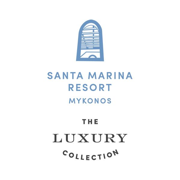 Santa Marina, a Luxury Collection Resort, Mykonos Logo